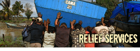 CAMA Services Relief