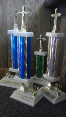 Bible Quiz Trophies