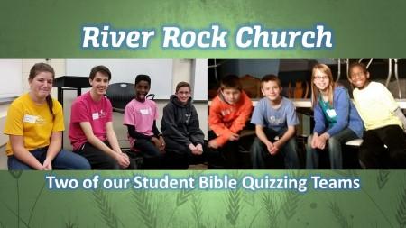 Bible Quizzing River Rock Church