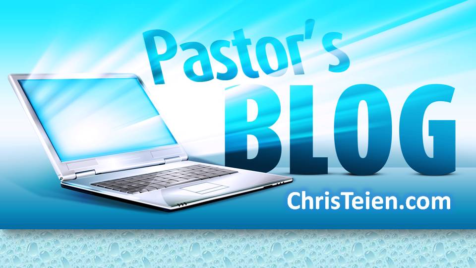 Pastor Chris' news, views, resources, pics andlinks
