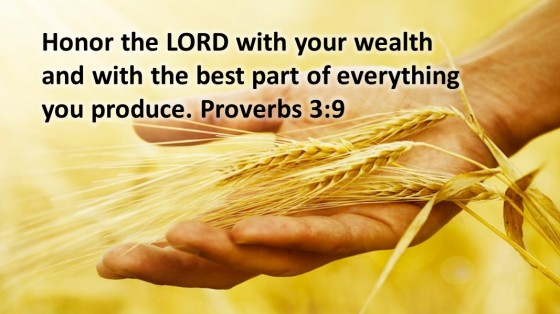 Honor God Giving Church