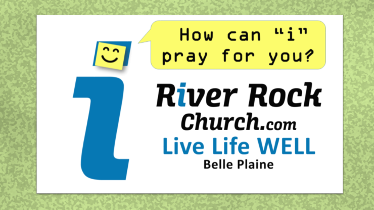 I Pray River Rock Church