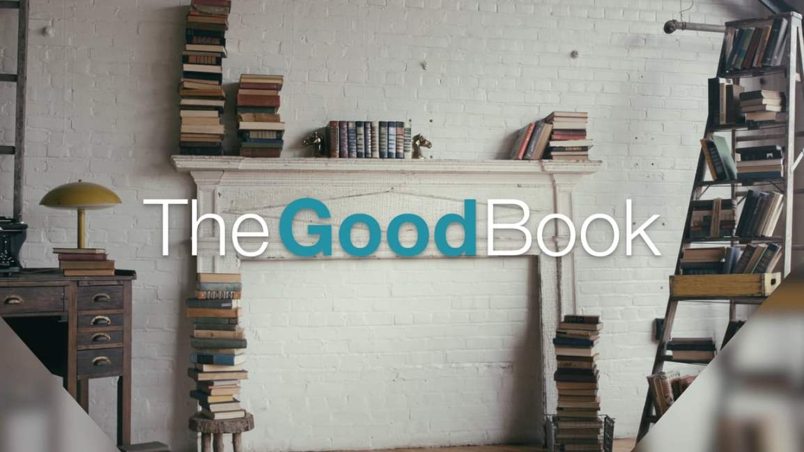 The Good Book Bible Study Series