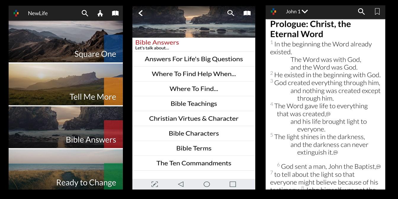 Get the New Life Bible App – River Rock Church